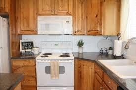Beadboard Backsplash Kitchen Diy Beadboard Backsplash Makeover Country Home The
