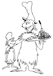 Green Eggs And Ham Coloring Pages Free Coloring Pages Green Coloring Page