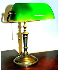 antique green bankers l bankers desk banker desks l green glass shade brass carolanderson