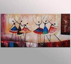 modern painting bedroom wall art ballet dancer painting large modern painting bedroom wall art ballet dancer painting large art canvas art