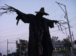 Scary Scarecrow Costume Coven Questions
