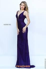 sherri hill prom dress 32343 at peaches boutique