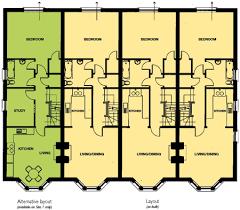 townhouse floor plan designs townhouse design plans google da ara town homes pinterest