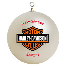 harley davidson personalized ornament ad 2510689 addoway