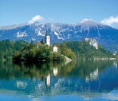 slovenia lake lake bled slovenia student style irish nomad