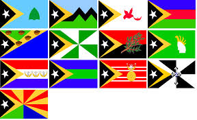 Canadian Provincial Flags Administrative Divisions Of East Timor