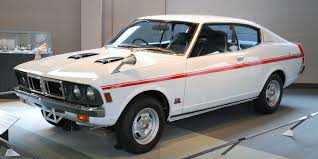 mitsubishi galant jdm the mitsubishi galant gto looks like a small muscle car