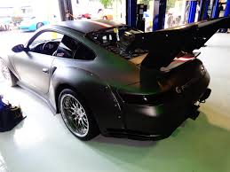 widebody porsche 911 2001 porsche 996 turbo