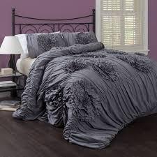 Duvet Comforter Set Serena 3 Piece Bedding Comforter Set Walmart Com