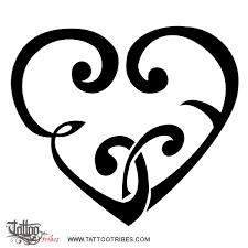 tattoo of e f heart union tattoo custom tattoo designs on