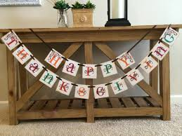 thanksgiving decoration happy thanksgiving banner sign