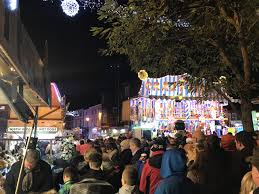 hundreds turn out for christmas lights switch on u003e a little bit of