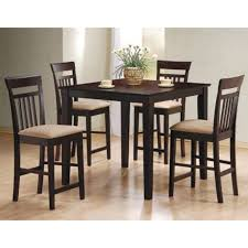 Walmart Dining Room Sets In Dining Room Table Good Walmart Dining - High kitchen tables and chairs