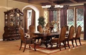 dining table neutral dining rooms room rugs jute under table
