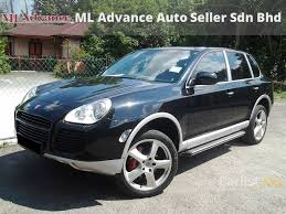 porsche cayenne 2005 turbo porsche cayenne 2005 turbo 4 5 in selangor automatic suv black for
