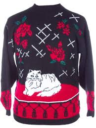66 best cat sweaters images on cat sweaters ugliest