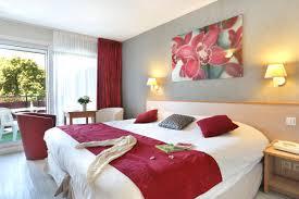 chambre avec bain balcon hotel arc en ciel