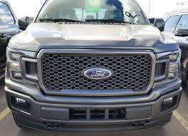 2018 f150 headlights and grill special edition pkg ford f150