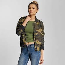 light bomber jacket womens urban classics women bomber jacket ladies light camo in camouflage