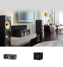 home theater system 7 1 wireless 600 series bowers u0026 wilkins