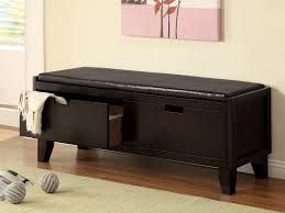 wooden ottoman bench seat mudroom black wood bench seat indoor wooden bench with back home
