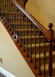 Iron Banisters Iron Balusters Folsom Stair U0026 Woodworks