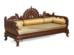 Design Carving Teak Wooden Maharaja Sofa Sets Pearl Handicrafts - Teak wood sofa set designs