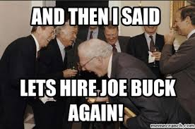 Joe Buck Meme - buck