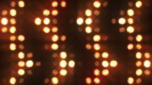vj lights spotlight wall stage led blinder blinking