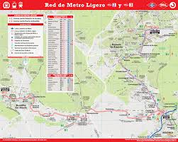 Madrid Subway Map by Madrid Metro Lines Map U2022 Mapsof Net