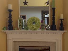 awesome red brick fireplace mantel decorating ideas images