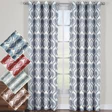 Textured Cotton Tie Top Drape by Curtains U0026 Drapes The Best Online Deals 2017