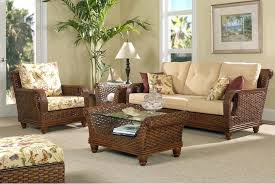 Living Room Wicker Furniture New Ideas In Wicker Furniture Set Wicker Furniture Ingrid