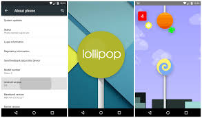 android lolipop on android 5 0 lollipop on the nexus 5