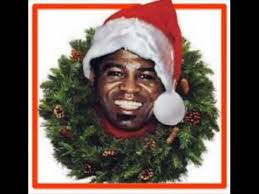 brown christmas picture santa claus go to the brown