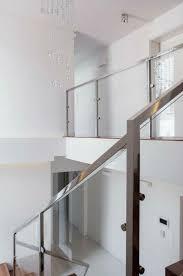 19 contemporary glass stair railing ideas photos