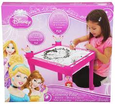 buy disney princess colouring table at argos co uk your