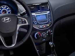 2014 hyundai accent interior photos and 2014 hyundai accent sedan photos kelley blue book