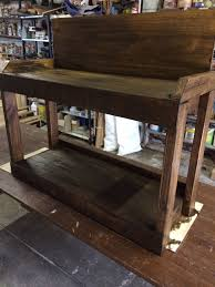 Childrens Work Benches 65 Best Wooden Stuff Images On Pinterest Woodwork Dining Tables