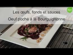 cuisine delacroix mooc cuisine recette oeuf poché bourguignonne