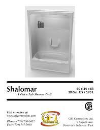 Discount Duraflex 60x32 Washer Dryer Drain Pan 2 Piece Tub Shower Unit Code Compliant Tub Shower New Product
