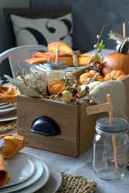 Fall Table Centerpieces by 377 Best Wood Box Centerpieces Images On Pinterest Flowers
