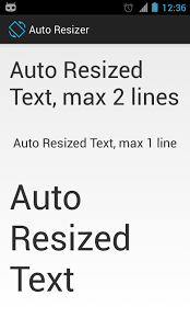 resize photo android android auto scale textview text to fit within bounds stack