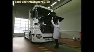 mercedes benz u2014 bleed steering system in actros mp ii youtube