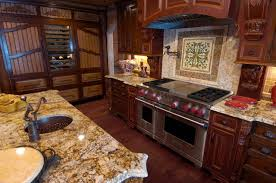 Mediterranean Kitchen Cabinets - kitchen creative of tuscan kitchen ideas tuscan kitchen in salem