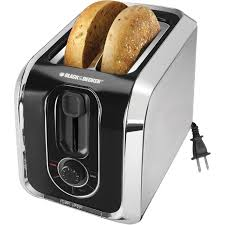Images Of Bread Toaster Black Decker 2 Slice Toaster Walmart Com