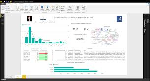 power bi custom visuals u2013 using text to generate a word cloud