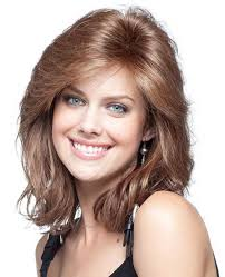 15 thick medium length hairstyles cute pinterest medium