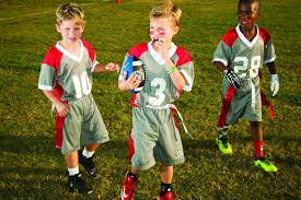 How To Start A Youth Flag Football League Drew Brees Has A Plan To Save Football Wsj