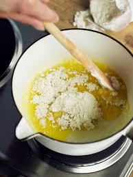 roux blond cuisine how to roux by tutorial with photos
